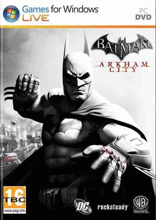 Descargar Batman Arkham City [MULTI9][Steam Unlocked][P2P] por Torrent